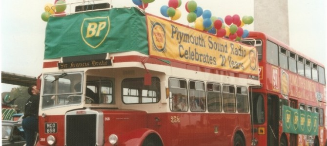 "Plymouth Sound ""On the Buses"""