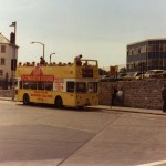 Plymouth Sound bus 80s