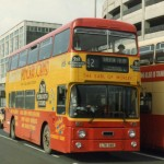 Plymouth Sound bus 80s 2