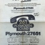 PS Launch Advert 19-05-75