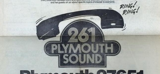 Plymouth Sound Radio Launches – 19th May 1975